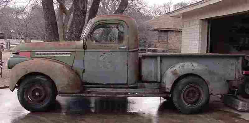 1946 chevy 1 2 ton pickup febuary 20 2004 march 2004 1941 chevy 1 2